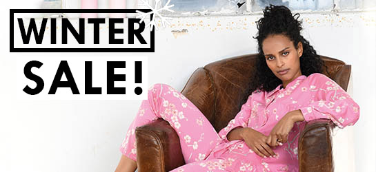 Winter pyjama's voor dames