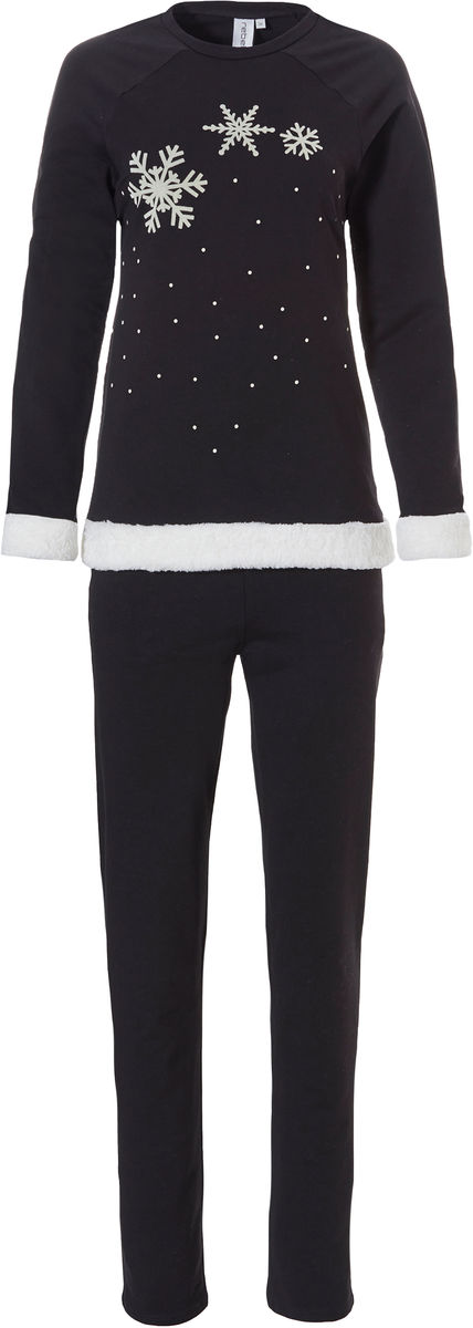 Winter pyjama dames Rebelle