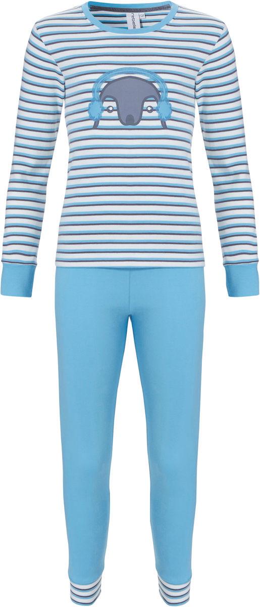 Meisjes winter pyjama Rebelle