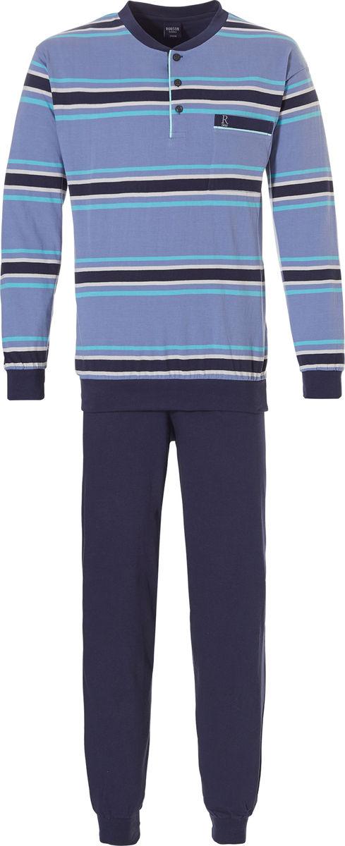 Heren pyjama gestreept Robson