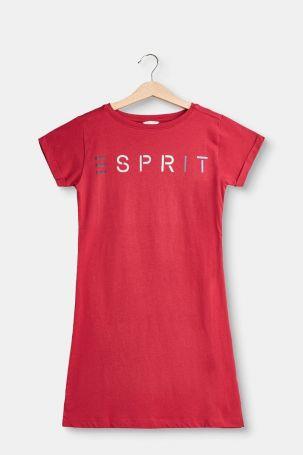 Rood meisjes nachthemd Esprit