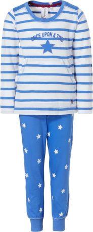 Gestreept meisjes pyjama Rebelle