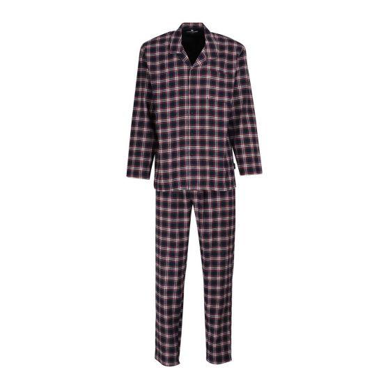 Flanellen Tom Tailor heren pyjama