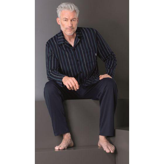 Klima-komfort heren pyjama Hajo