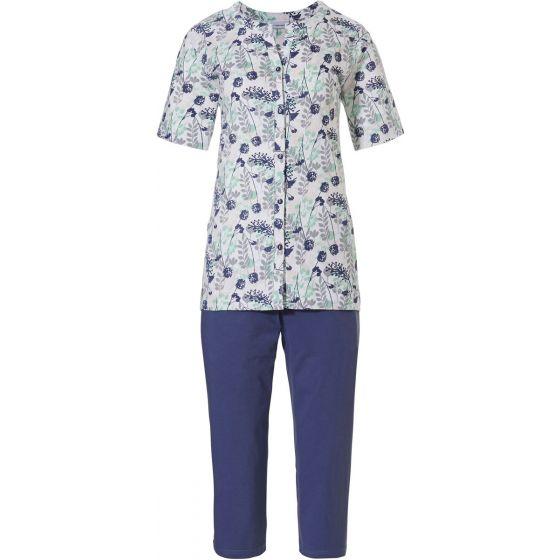 Dames pyjama biologisch katoen