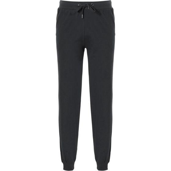 Grijze lange pyjama broek