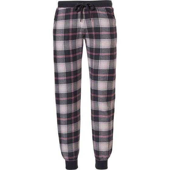 Pyjama broek dames flanel