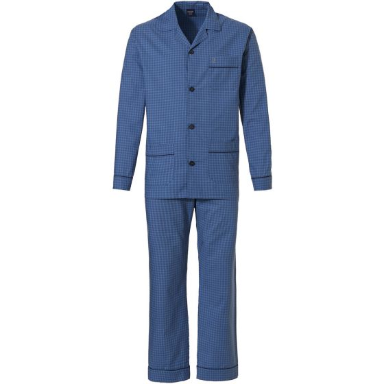 Doorknoop heren pyjama Robson