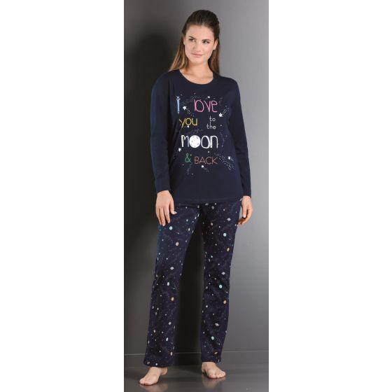 Leuke dames pyjama Hajo
