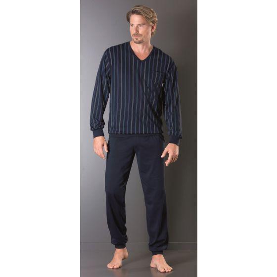 Sportieve klima-komfort heren pyjama Hajo