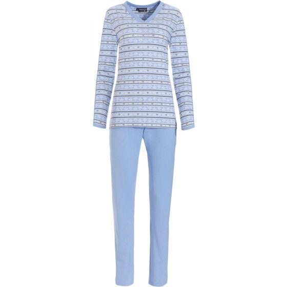 Pyjama lange mouw Pastunette