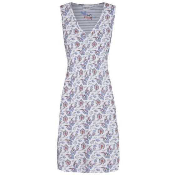 Ringella nachthemd Paisley-motief