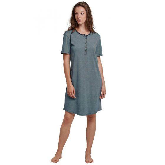Schiesser nachthemd korte mouwen