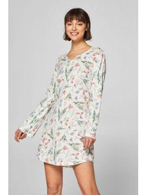 Bloemen nachthemd Esprit