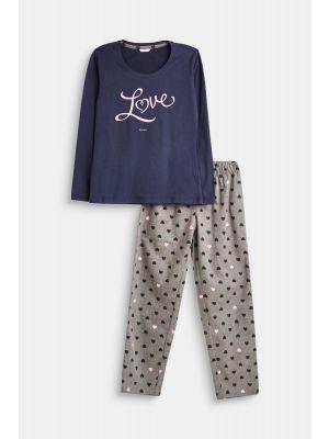 Meisjes pyjama Love Esprit