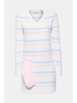 Warm Esprit nachthemd met gratis sokken