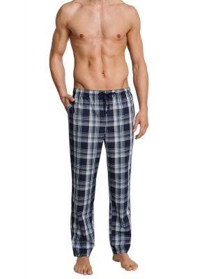 Geruite pyjamabroek Schiesser
