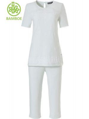 Bamboe pyjama Pastunette Deluxe