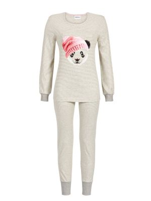 Grijze pyjama Ringella panda