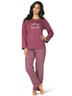 Roze Comtessa pyjama sleep