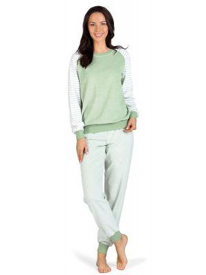 Badstof dames pyjama Comtessa
