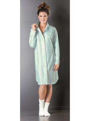 Klima-komfort doorknoop nachthemd Hajo