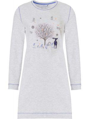 Nachthemd winterprint Pastunette