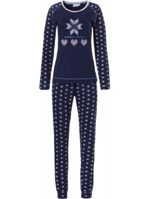 Sportieve pyjama katoen Pastunette
