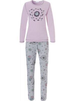 Pyjama bloem Pastunette