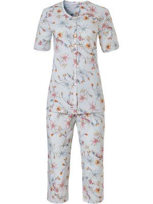 Doorknoop dames pyjama Pastunette