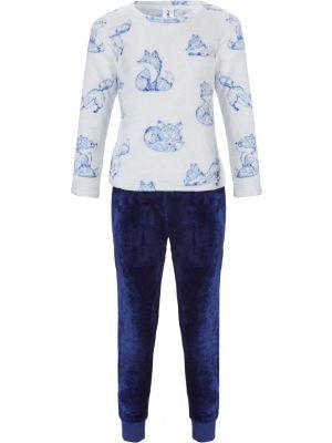 Kinder pyjama vosjes Rebelle