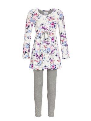 Sierlijke rozen pyjama Ringella