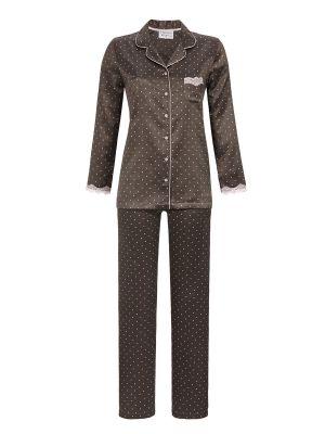 Satijnen dames pyjama Ringella