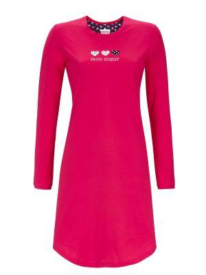 Roze Ringella nachthemd Mon Coeur
