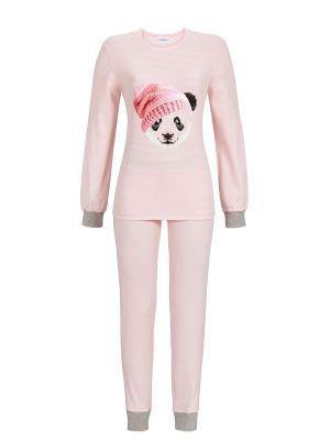 Roze pyjama Ringella panda