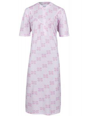 Klassiek Ringella nachthemd roze