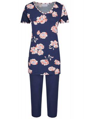 Zomer pyjama met bloemen Ringella