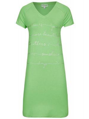 Sportief Ringella nachthemd groen