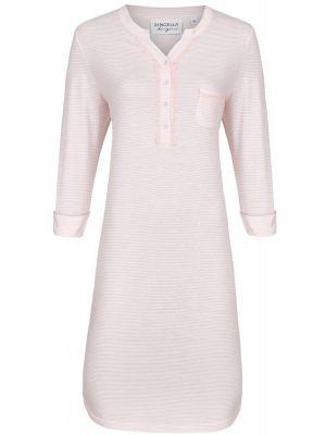 Roze gestreept Ringella nachthemd