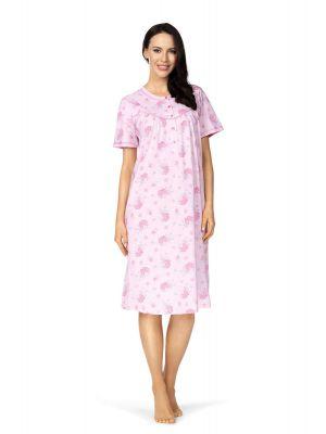 Klassiek roze nachthemd van Comtessa