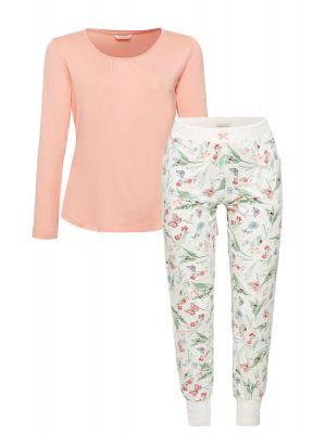 Esprit dames pyjama bloemen