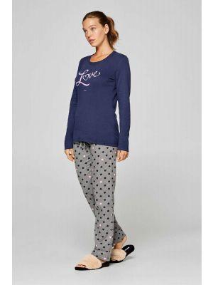 Hartjes pyjama Esprit