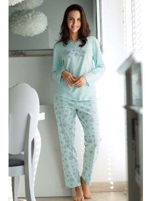Katoenen pyjama Comtessa