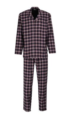 Flanellen Tom Tailor heren pyjama
