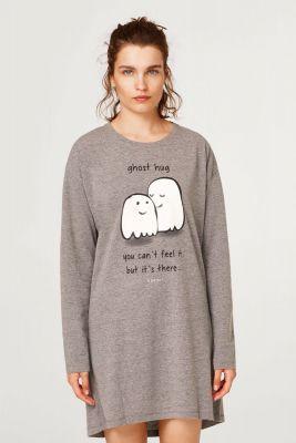 Esprit nachthemd ghost hug
