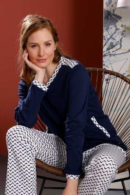 Warme dames pyjama Pastunette