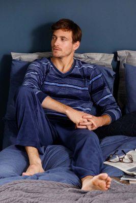 Velours heren pyjama Pastunette