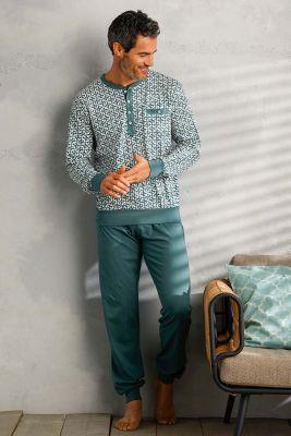 Sportieve heren pyjama