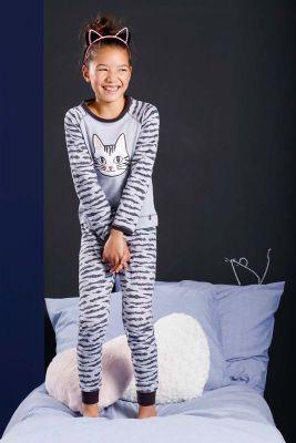 Meisjes pyjama kat