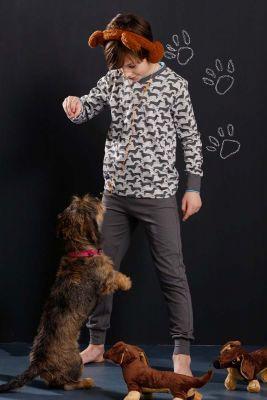 Jongens pyjama hond